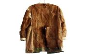 Pestrý kabátec - zimní vložka zezadu