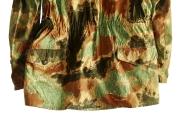 Kamuflážka - zadní kapsy