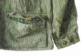 Detail zadní kapsa a rukávová manžeta