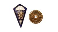Odznak 2. paradesantní brigády